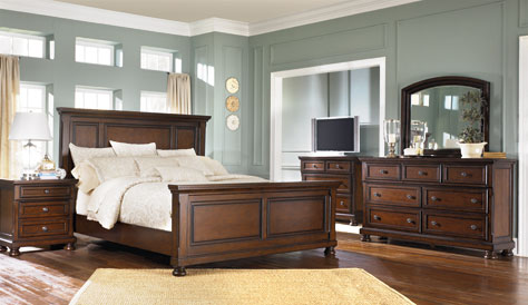Ashley Furniture Porter Bedroom Collection Bothwell Furniture