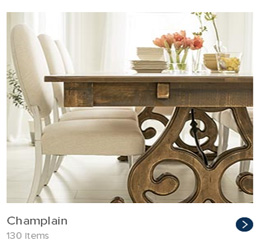 Canadel dining room table